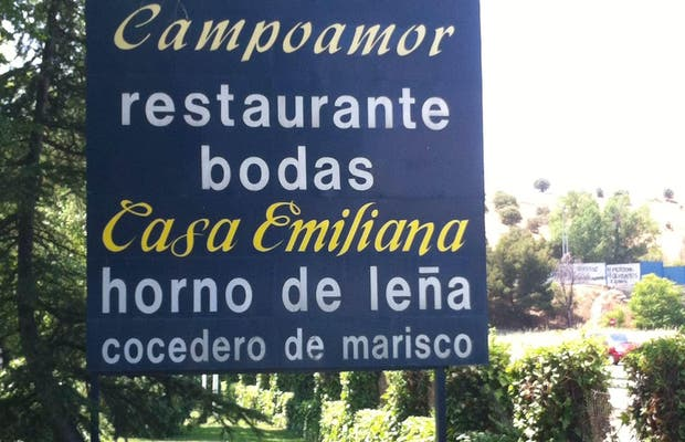 Restaurante Asador Hacienda de Campoamor