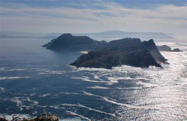 Route of Monte Faro - Cíes Islands