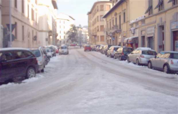 Firenze, Via Marucelli