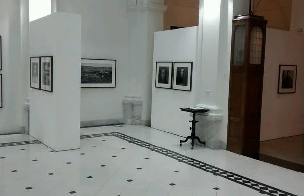 Exposición de Retratos y Paisajes de Malvinas