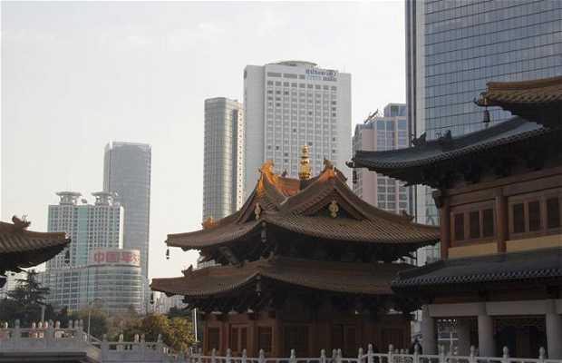 El Templo Jing'an