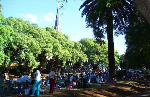 Mercadillo de la Plaza de San Isidro