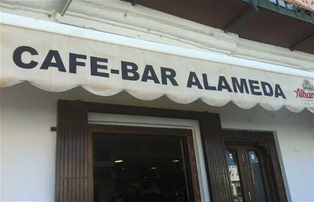 Cafeteria Alameda