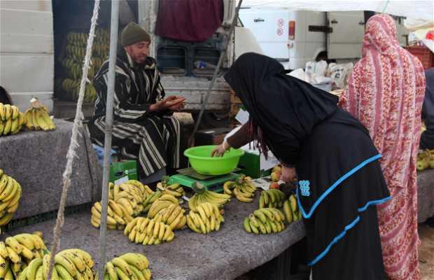 Dia de Souk en Tafraout