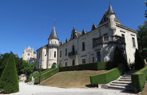Le château Jeanne D'arc