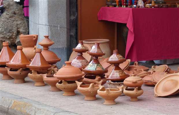 Central Market (Marché Central)