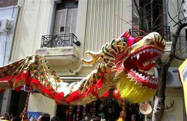 Quartiere cinese a Buenos Aires