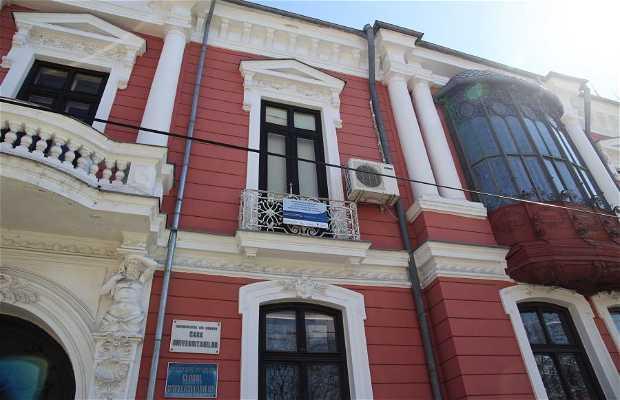 Casa Nicolae Romanescu