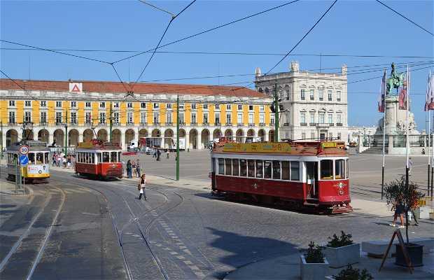 Lisbona bus-tour