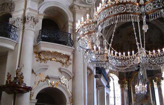 Iglesias de Praga