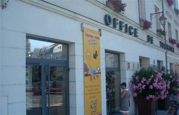 Oficina de turismo de Angers