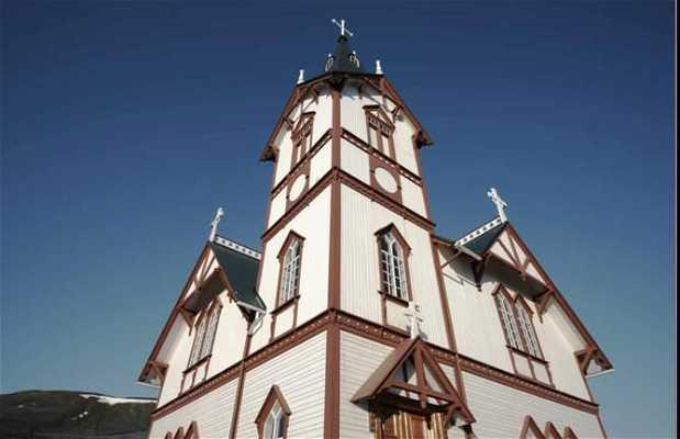 Iglesia de Husavík