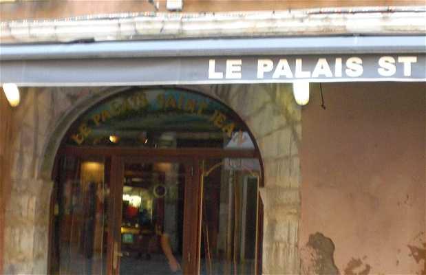 Le Palais Saint Jean