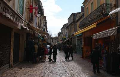 Jean Jaures Street