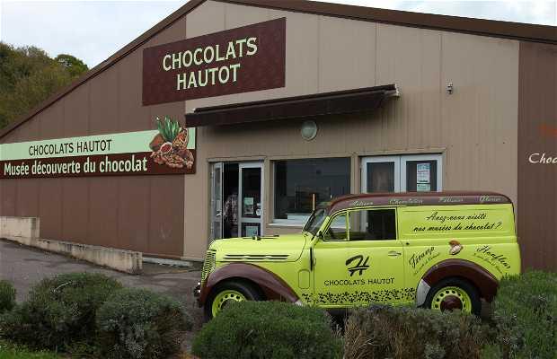Musée du chocolat à Fécamp