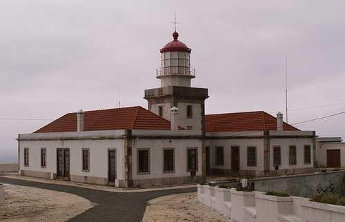 Faro del Cabo Mondego
