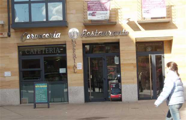Complejo Santocildes: restaurante, cafetería y tienda