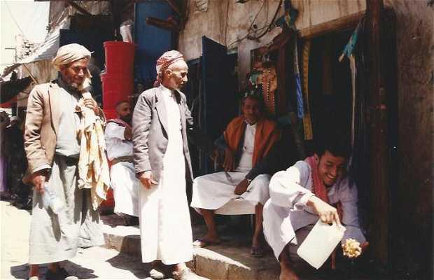 La Medina de Sana'a
