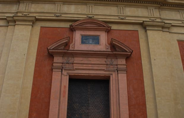 Iglesia de San Pedro y Prospero