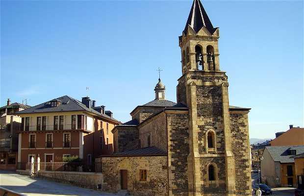Chiesa di San Andrés a Ponferrada