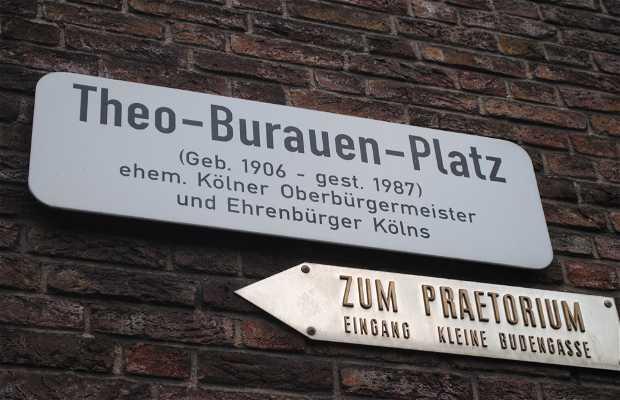 Theo Burauen Platz