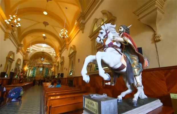 Parroquia Santiago Apóstol Chignahuapan