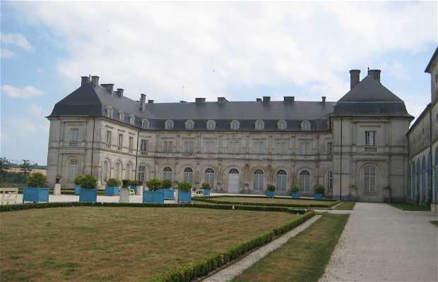 Castillo de Champlitte