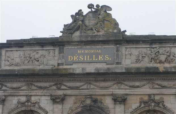 Memorial DESILLES