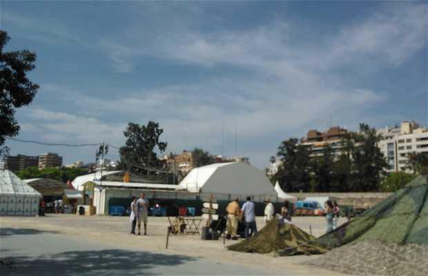 Feria de las Naciones Valencia Mayo