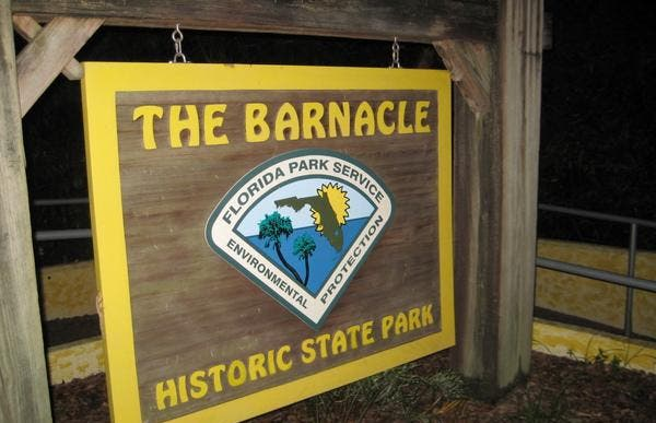 Barnacle Historic State Park