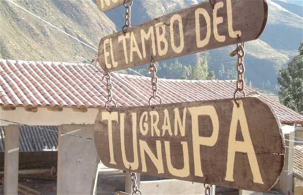 Tambo del Grand Tunupa