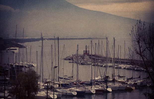 Via console Cesario, Napoli