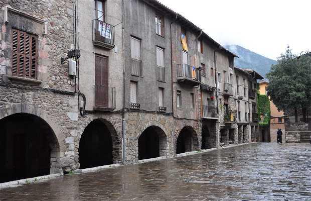 Plaza de Galceran de Pinós