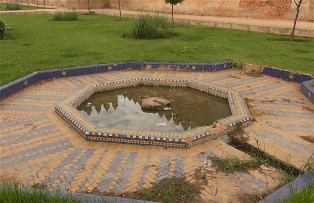 Jardines Chohada
