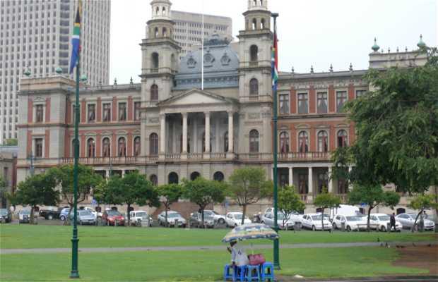 Palacio de Oude Raadsaal Tribunal de Justicia