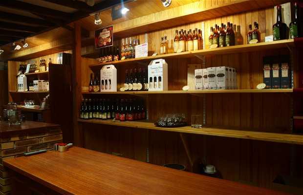 Distillery Quimper