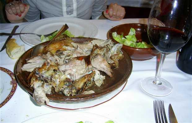 Restaurante Mesón El Pastor