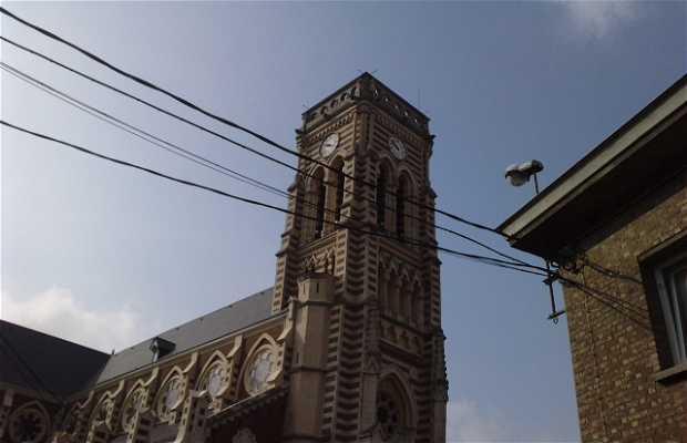 Parroquia Saint Maclou