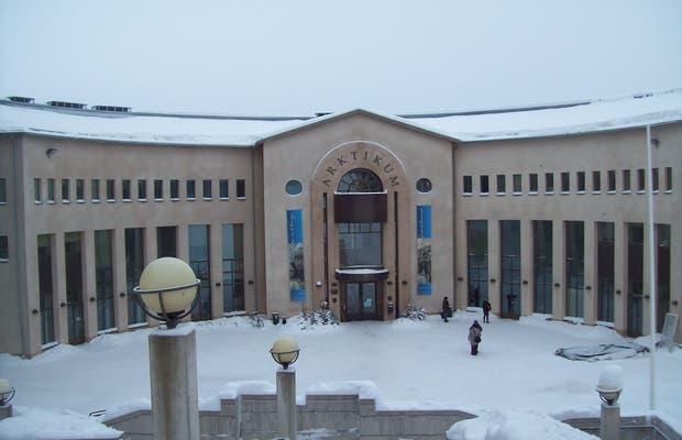Arktikum - Arctic Centre and Regional Museum of Lapland