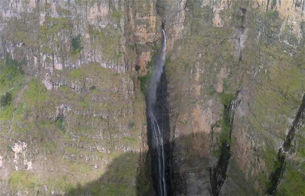 Pastors and Waterfalls