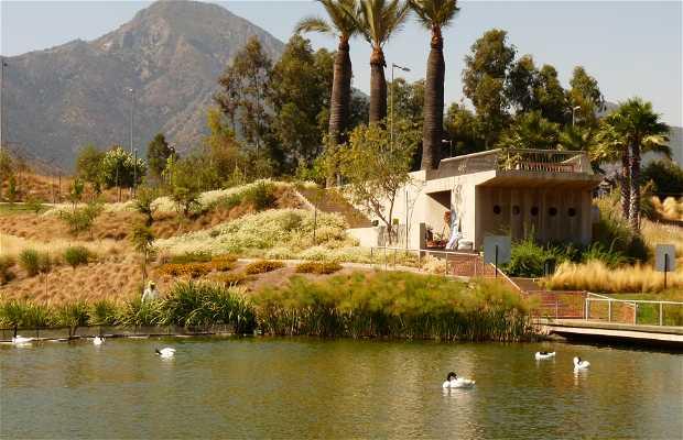 Bicentennial Park - Santiago