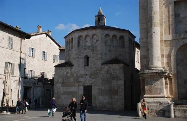Baptisterio de Ascoli