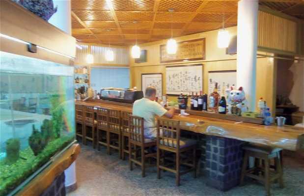 Le restaurant japonais Hiroshima