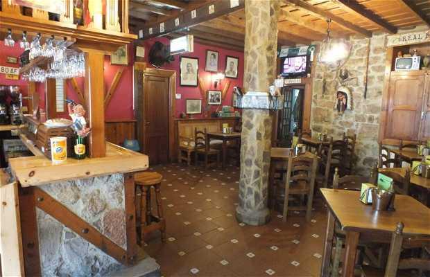 Restaurante - Pizzería La Serna