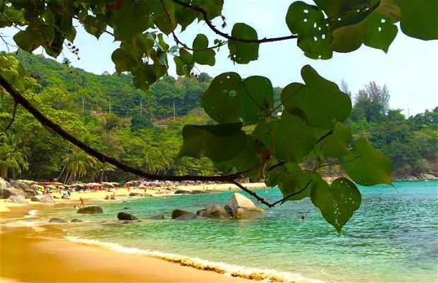 Praia Hat Mai Khao