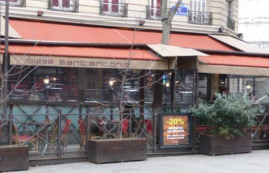 Pizza Sant'Antonio