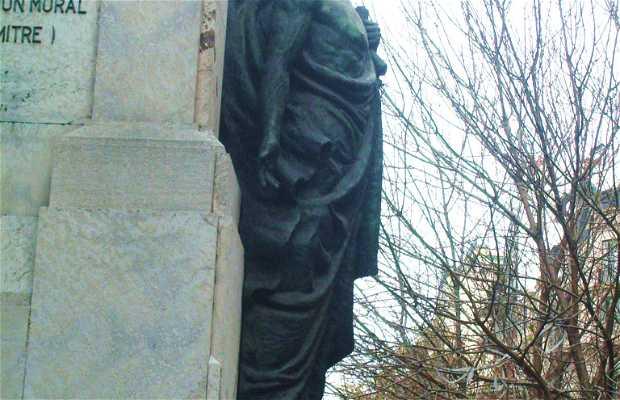 Monument to Guillermo Rawson