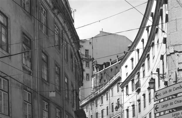 Calçada São Francisco, Lisboa