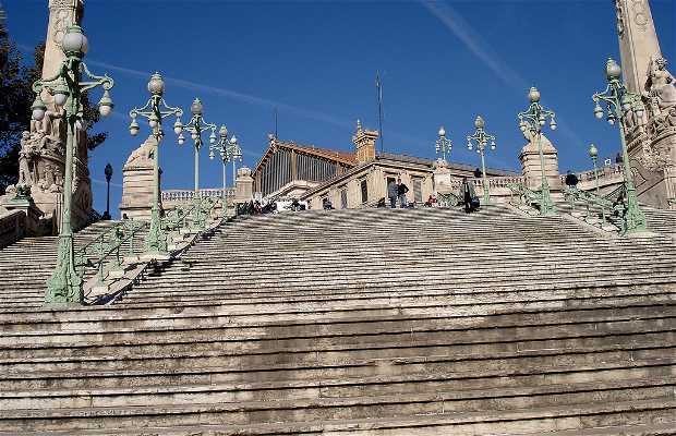 Stazione Saint Charles di Marsiglia