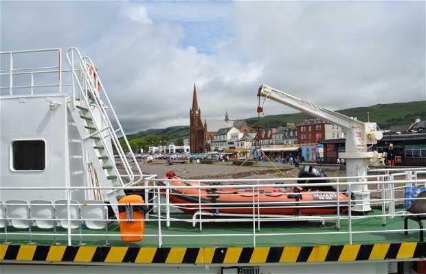 Largs - Cumbrae ferry